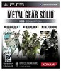 Игра SONY Metal Gear Solid HD Collection для  PlayStation3 Eng вид 1