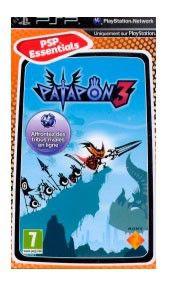 Игра SOFT CLUB Patapon 3 (Essentials) для  PSP Rus