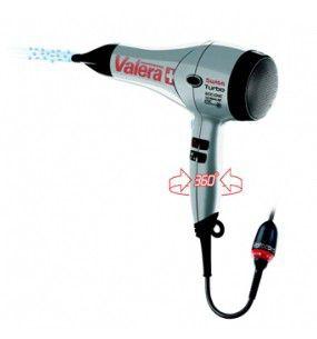Фен VALERA ST8200T CH, 2000Вт, серебристый