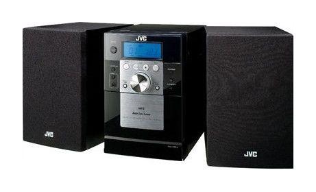 Музыкальный центр JVC UX-G120,  черный