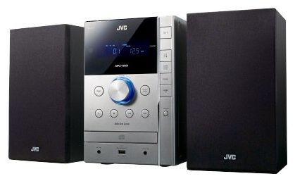 Музыкальный центр JVC UX-G377,  черный
