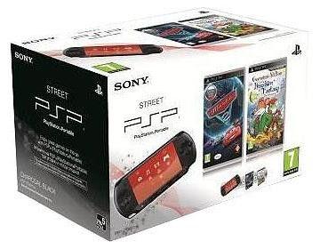 Игровая консоль SONY PlayStation Portable E-1008, черный