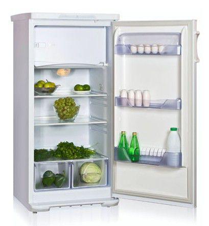 Холодильник БИРЮСА 238L,  однокамерный,  белый