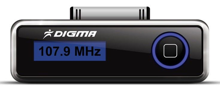 FM-трансмиттер DIGMA iFT503