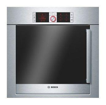 Духовой шкаф BOSCH HBL36B650,  серебристый