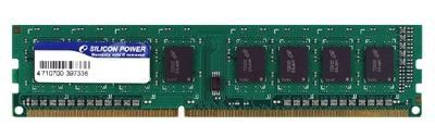 Модуль памяти SILICON POWER SP002GBLRU667S22 DDR2 -  2x 1Гб 667, DIMM,  Ret