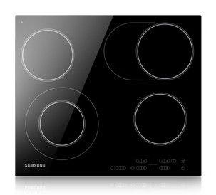 Варочная панель SAMSUNG CTR364EC01,  независимая,  черный