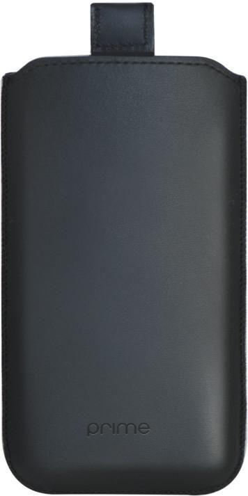 Чехол (футляр) DEPPA Prime Classic, для Apple iPhone 4, черный [001]