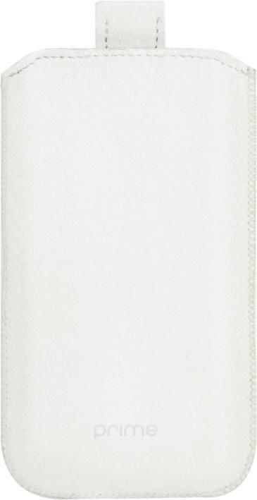 Чехол (футляр)  DEPPA Prime Classic, для Nokia N9/Lumia 800, белый [061]