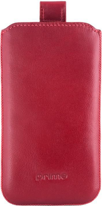 Чехол (футляр) DEPPA Prime Classic, для Samsung Galaxy S II, красный [009]