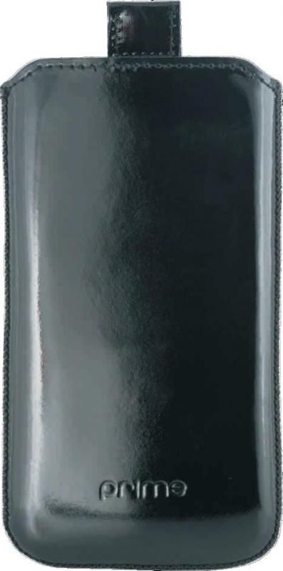 Чехол (футляр) DEPPA Prime Classic, для Samsung Galaxy S II, черный (лак) [009]