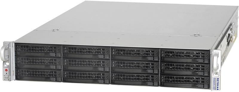 Сетевое хранилище Netgear (RN12G0000-100WWS) ReadyNAS 4200 19