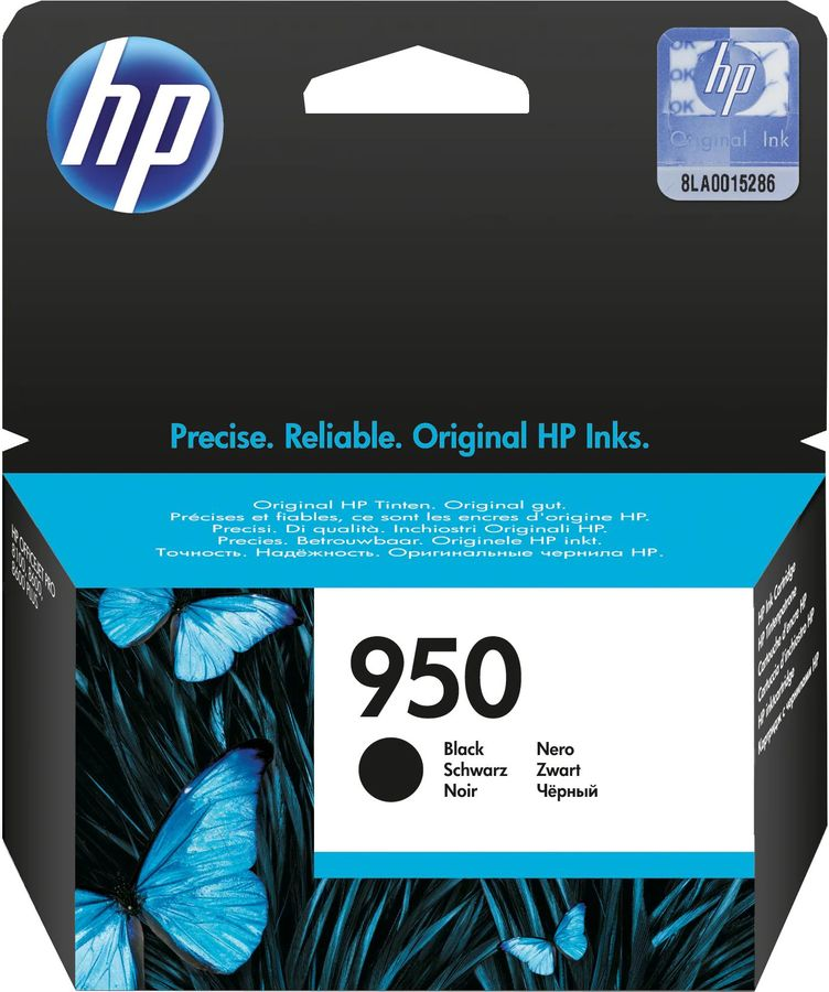 Картридж HP 950 черный [cn049ae]