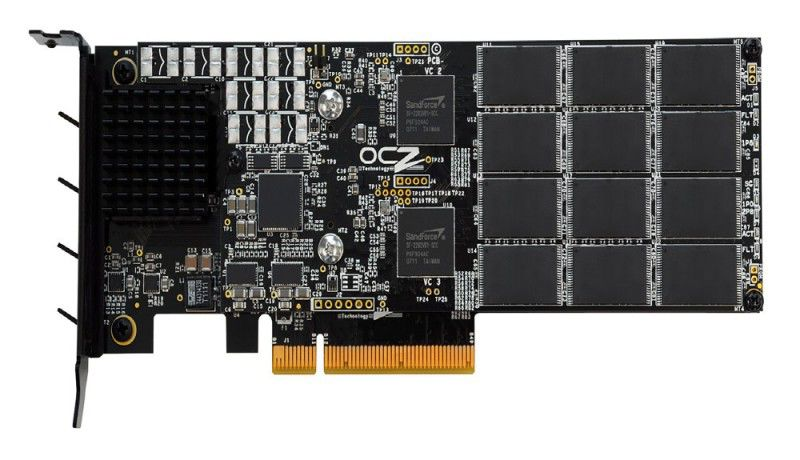 Накопитель SSD OCZ Enterprise ZD4RM84-HH-1.2T 1.2Тб, PCI-E AIC (add-in-card), PCI-E x8