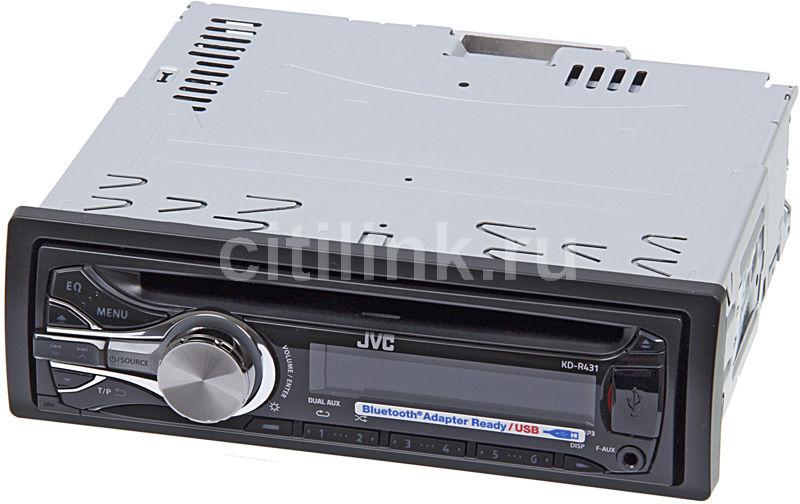 Автомагнитола JVC KD R431EY,  USB