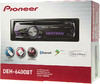 Автомагнитола PIONEER DEH-6400BT,  USB,  SDHC вид 10