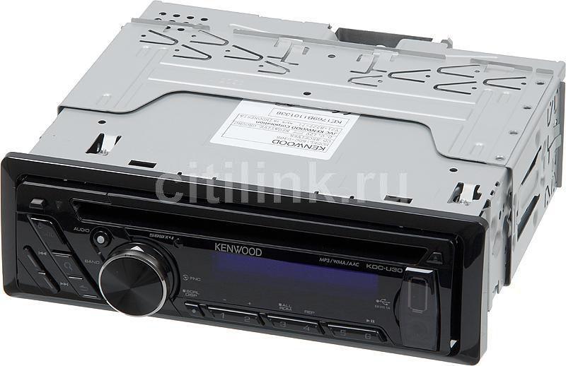 Автомагнитола KENWOOD KDC-U30R,  USB