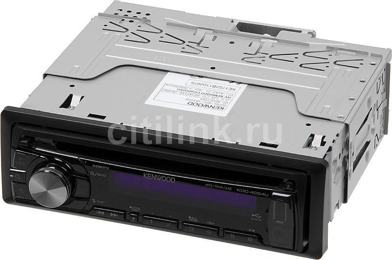 Автомагнитола KENWOOD KDC-4054UR,  USB