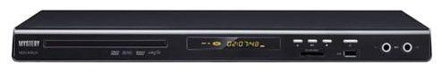 DVD-плеер MYSTERY MDV-839UH,  черный