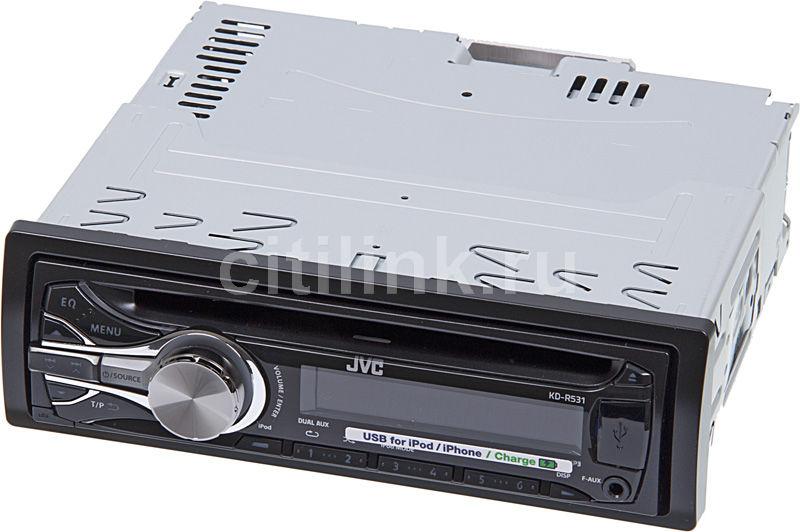 Автомагнитола JVC KD R531EY,  USB
