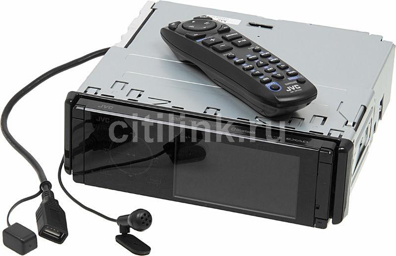 Автомагнитола JVC KD-AVX40EE,  USB