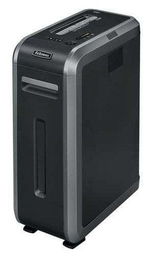 Уничтожитель бумаг FELLOWES PowerShred 125Ci,  уровень 3,  P-4,  4х38 мм [fs-46120]