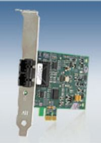 Сетевой адаптер Fast Ethernet ALLIED TELESIS AT-2711FX/ST PCI Express [at-2711fx/st-001]