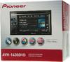 Автомагнитола PIONEER AVH-1400DVD,  USB вид 6