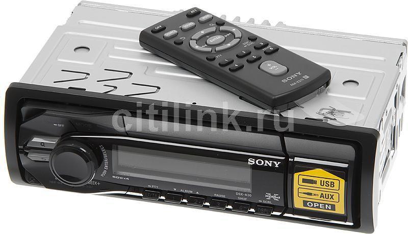 Автомагнитола SONY DSX-A30,  USB