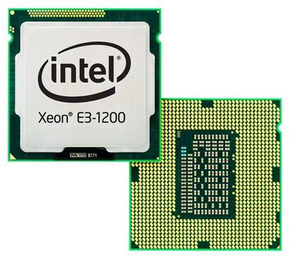 Процессор для серверов INTEL Xeon E3-1220 3.1ГГц