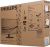 "Монитор ЖК PHILIPS 241S4LSB (00/01) 24"", черный вид 9"