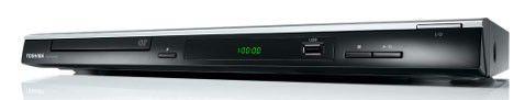 DVD-плеер TOSHIBA SD2010KR,  черный