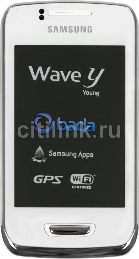 Смартфон SAMSUNG Wave Y GT-S5380  белый