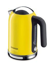 Чайник электрический KENWOOD SJM028, 2200Вт, желтый