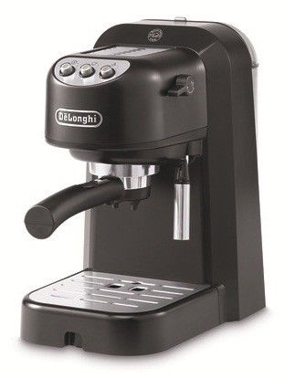 Кофеварка DELONGHI EC250,  эспрессо,  черный