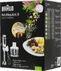 Блендер BRAUN MR530 Sauce,  погружной,  белый вид 6