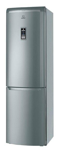 Холодильник INDESIT PBAA 347 F X D,  двухкамерный,  серебристый [pbaa 347 fxd]