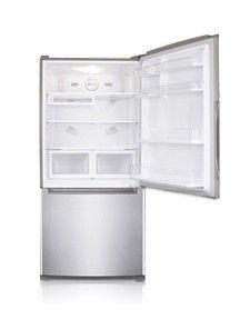 Холодильник SAMSUNG RL61ZBRS1,  двухкамерный,  серебристый [rl61zbrs1/bwt]
