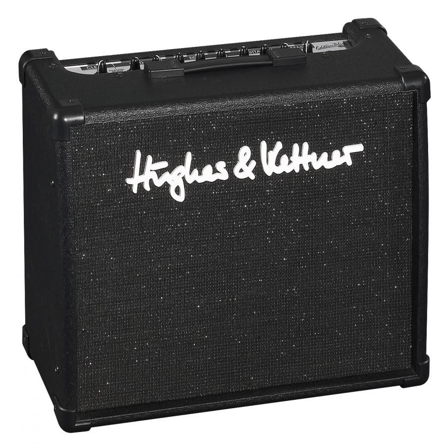 Гитарный комбо для электрогитар HUGHES&KETTNER Edition Blue 15 DFX