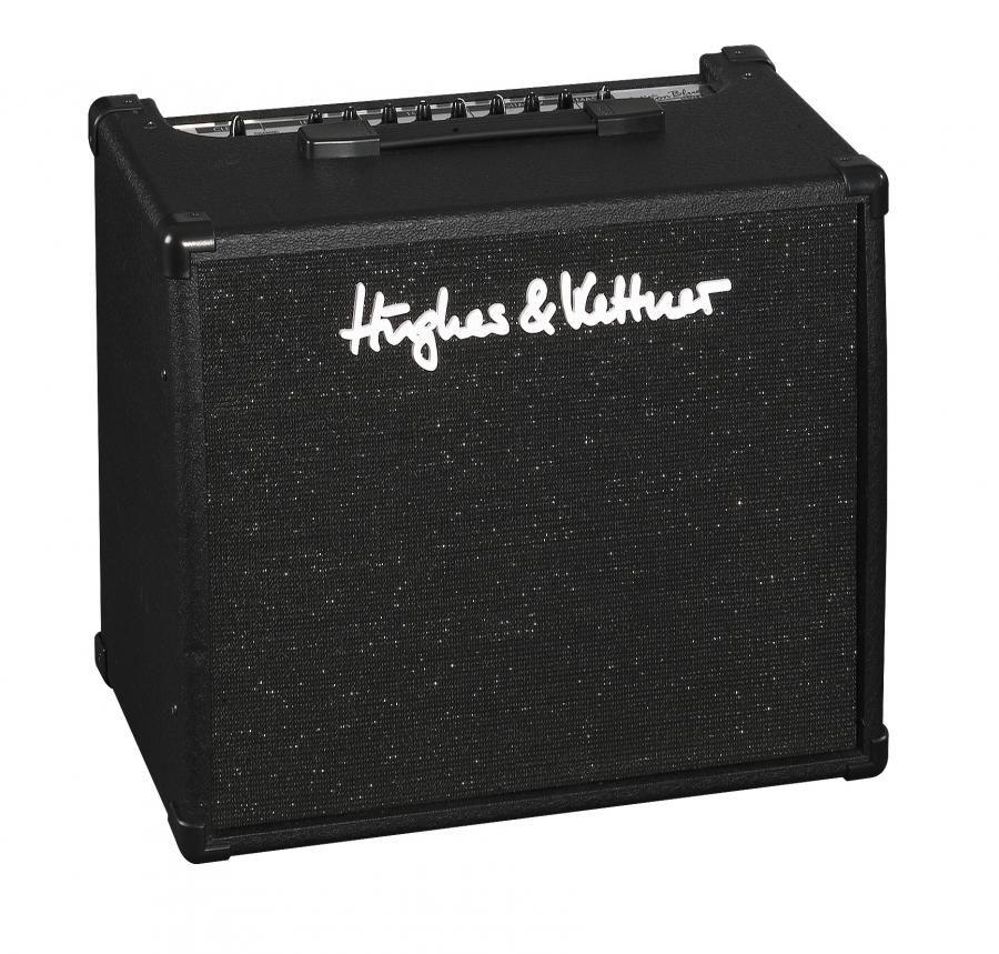 Гитарный комбо для электрогитар HUGHES&KETTNER Edition Blue 60 DFX