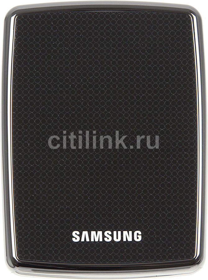 Внешний жесткий диск SEAGATE (SAMSUNG HX-MT064DA), 640Гб, черный [hx-mt064da/g22]