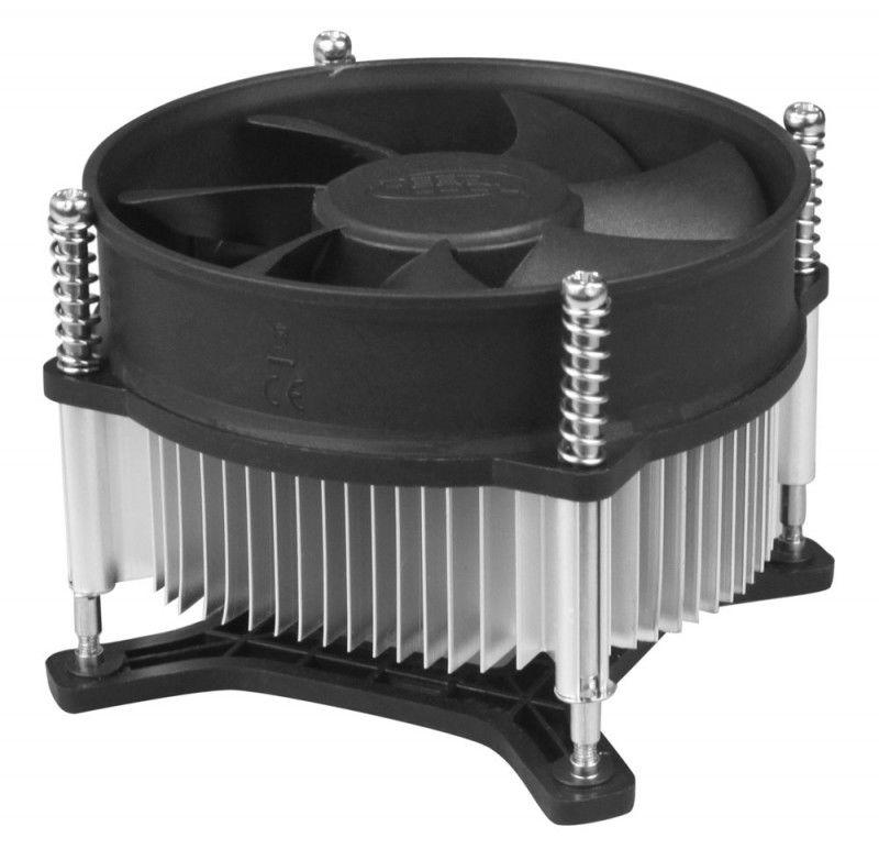 Устройство охлаждения(кулер) DEEPCOOL CK-77502,  92мм, Ret