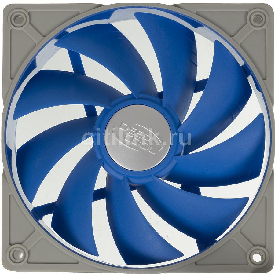 Вентилятор DEEPCOOL UF120,  120мм, Ret