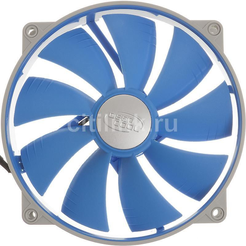 Вентилятор DEEPCOOL UF 140,  140мм, Ret