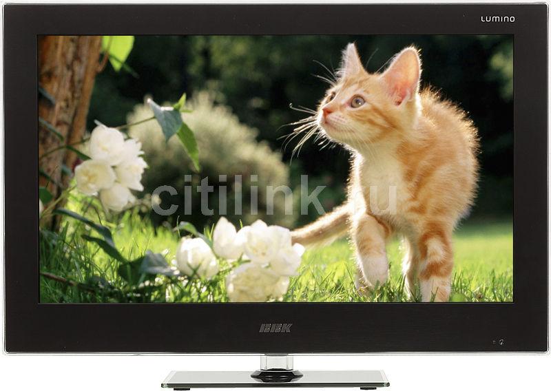 "LED телевизор BBK LED2475FDT  ""R"", 23"", FULL HD (1080p),  c DVD плеером,  темно-серый"