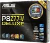 Материнская плата ASUS P8Z77-V DELUXE LGA 1155, ATX, Ret вид 7