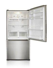Холодильник SAMSUNG RL61ZBSH1,  двухкамерный,  серебристый [rl61zbsh1/bwt]