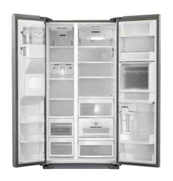 Холодильник LG GW-L227NAXV,  двухкамерный,  серебристый