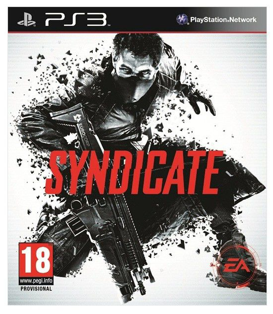 Игра SONY Syndicate для  PlayStation3 RUS (субтитры)