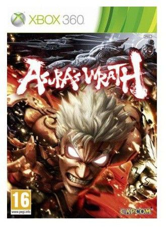 Игра MICROSOFT Asura`s Wrath для  Xbox360 RUS (субтитры)
